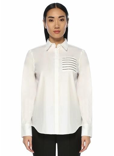 Brunello Cucinelli Gömlek Beyaz